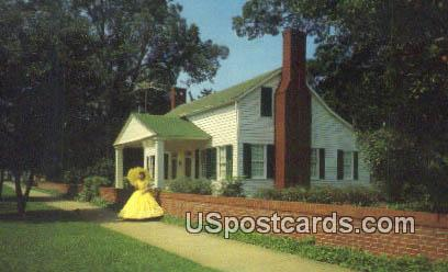 Englesing Home - Port Gibson, Mississippi MS Postcard
