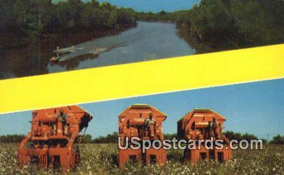 Misc MS, Postcard       ;       Misc Mississippi,