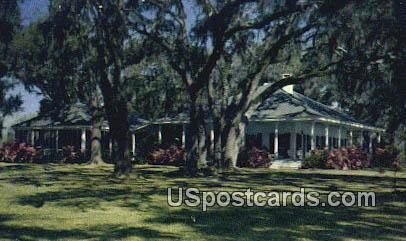 Old Place - Gautier, Mississippi MS Postcard