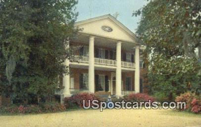 Gloucester - Natchez, Mississippi MS Postcard
