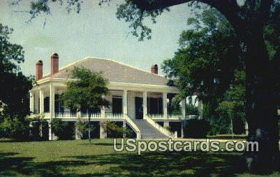 Beauvoir, Home of Jefferson Davis - Biloxi, Mississippi MS Postcard