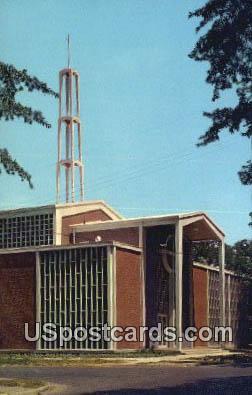 First United Methodist Church - Corinth, Mississippi MS Postcard