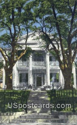 Stanton Hall - Natchez, Mississippi MS Postcard