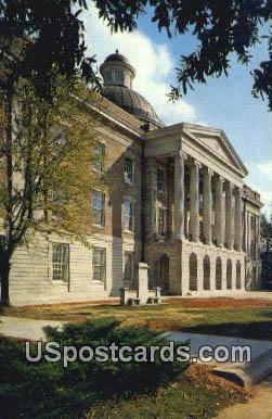 Old Capitol Museum - Jackson, Mississippi MS Postcard