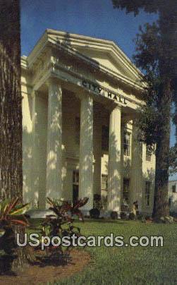 City Hall - Jackson, Mississippi MS Postcard
