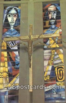St Michael's Catholic Church - Biloxi, Mississippi MS Postcard