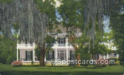 Home of Mrs WSR Beane - Misc, Mississippi MS Postcard