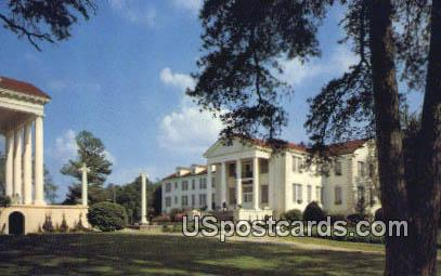 Belhaven College - Jackson, Mississippi MS Postcard