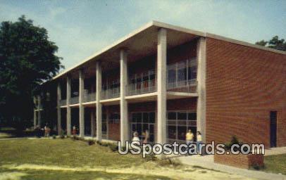 Student Union Building, Millsaps College - Jackson, Mississippi MS Postcard