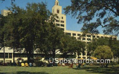 Edgewater Gulf Hotel - Edgewater Park, Mississippi MS Postcard