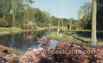 Jefferson Davis Shrine, Beauvoir - Biloxi, Mississippi MS Postcard