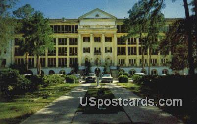 Veterans Administration Center - Biloxi, Mississippi MS Postcard