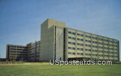 St Dominic Jackson Health Services - Mississippi MS Postcard