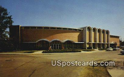 Mississippi State College for Women - Columbus Postcard