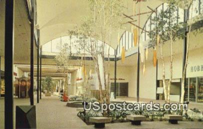 Edgewater Plaza Mall - Edgewater Park, Mississippi MS Postcard