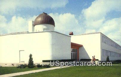 Science Building, Jackson State College - Mississippi MS Postcard