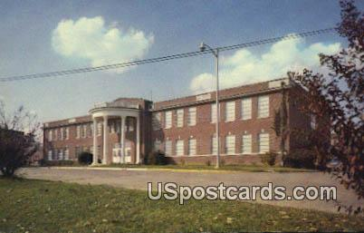 Hinds Junior College - Raymond, Mississippi MS Postcard