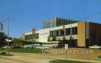 Broadwater Beach Hotel - Biloxi, Mississippi MS Postcard