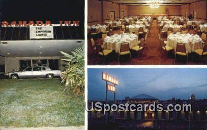Coliseum Ramada Inn - Jackson, Mississippi MS Postcard