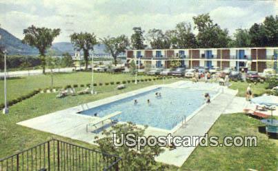 Excellent Inn - Misc, Mississippi MS Postcard