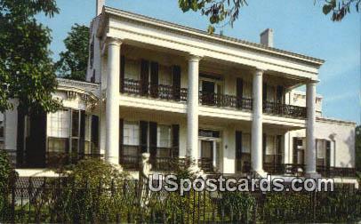 Gedar Grove - Vicksburg, Mississippi MS Postcard
