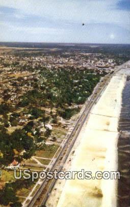 Old Spanish Trail - Mississippi Gulf Coast Postcards, Mississippi MS Postcard
