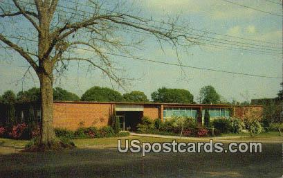Science Building, William Carey College - Hattiesburg, Mississippi MS Postcard