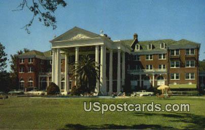 Hotel Biloxi - Mississippi MS Postcard