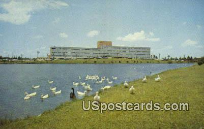 Singing River Hospital - Pascagoula, Mississippi MS Postcard