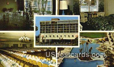 Sheraton Biloxi Motor Inn - Mississippi MS Postcard