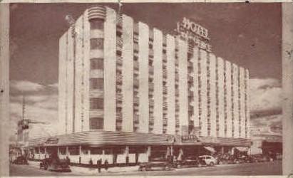 Hotel Florence - Missoula, Montana MT Postcard