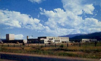 Forest Service Training Center - Missoula, Montana MT Postcard