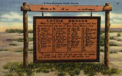 Fort Connah  - Misc, Montana MT Postcard