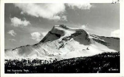 Heaven's Peak - Misc, Montana MT Postcard