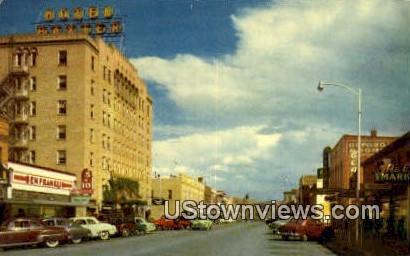 Montana State College - Bozeman Postcard