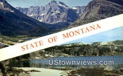 Misc, MT     ;     Misc, Montana Postcard