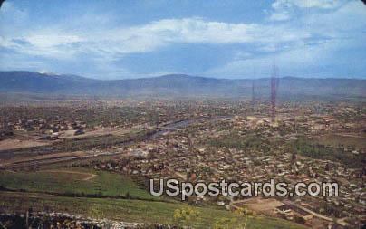 Missoula, Montana Postcard       ;            Missoula, MT