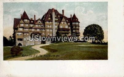 The Kenilworth Inn - Asheville, North Carolina NC Postcard