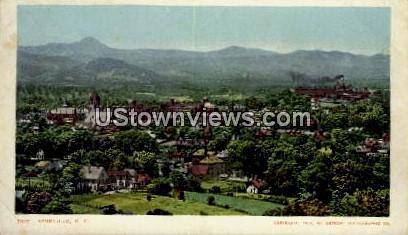 Asheville, NC - North Carolina NC Postcard