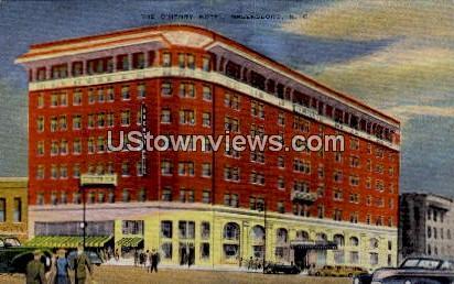 The O. Henry Hotel - Greensboro, North Carolina NC Postcard