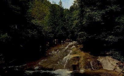 Looking Glass Creek - Misc, North Carolina NC Postcard
