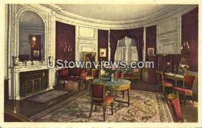 The Louis XVI Room - Biltmore, North Carolina NC Postcard