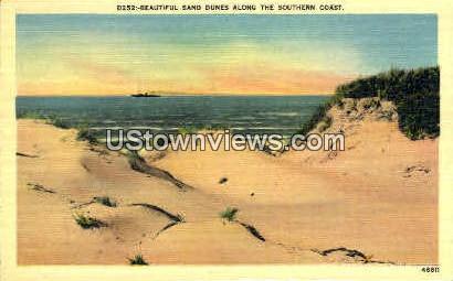 Southern Coast - Misc, North Carolina NC Postcard