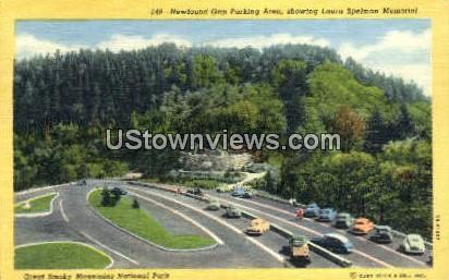 Laura Spelman Memorial - Great Smoky Mountains National Park, North Carolina NC Postcard