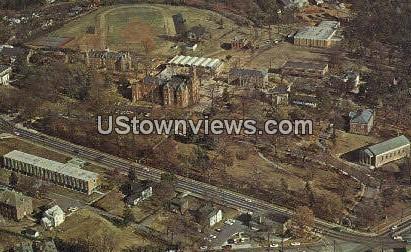 Johnson C. Smith University - Charlotte, North Carolina NC Postcard