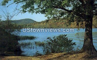 Morrow Mountain State Park - Albemarie, North Carolina NC Postcard