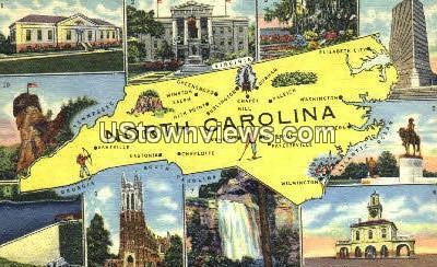 Mint Museum - Charlotte, North Carolina NC Postcard