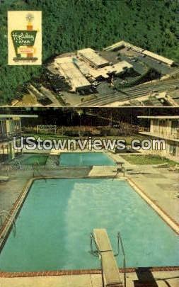 Holiday Inn - Asheville, North Carolina NC Postcard