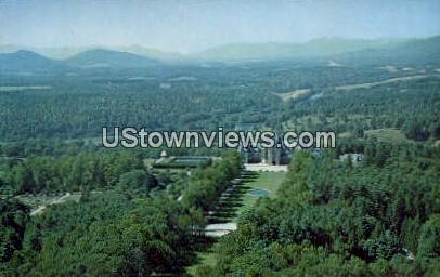 Biltmore Estate - Asheville, North Carolina NC Postcard