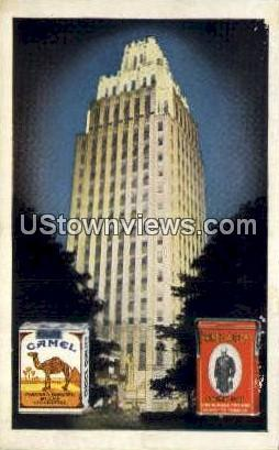 R.J. Reynolds Tobacco Co - Winston-Salem, North Carolina NC Postcard
